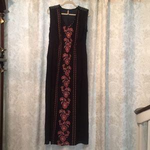 Target Xhilaration XL maxi dress